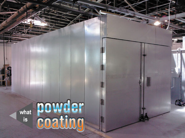 Powder coating equipment youll need: a powder coating oven